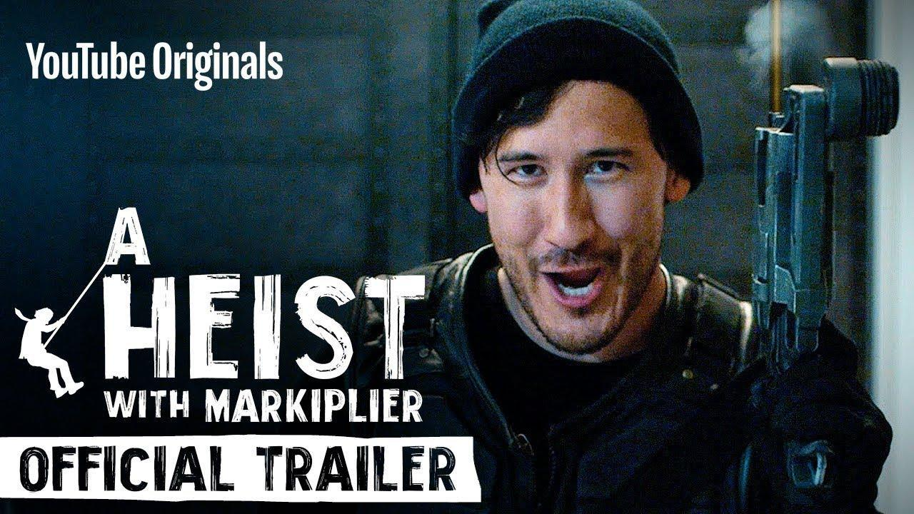 A Heist with Markiplier | Official Trailer - YouTube