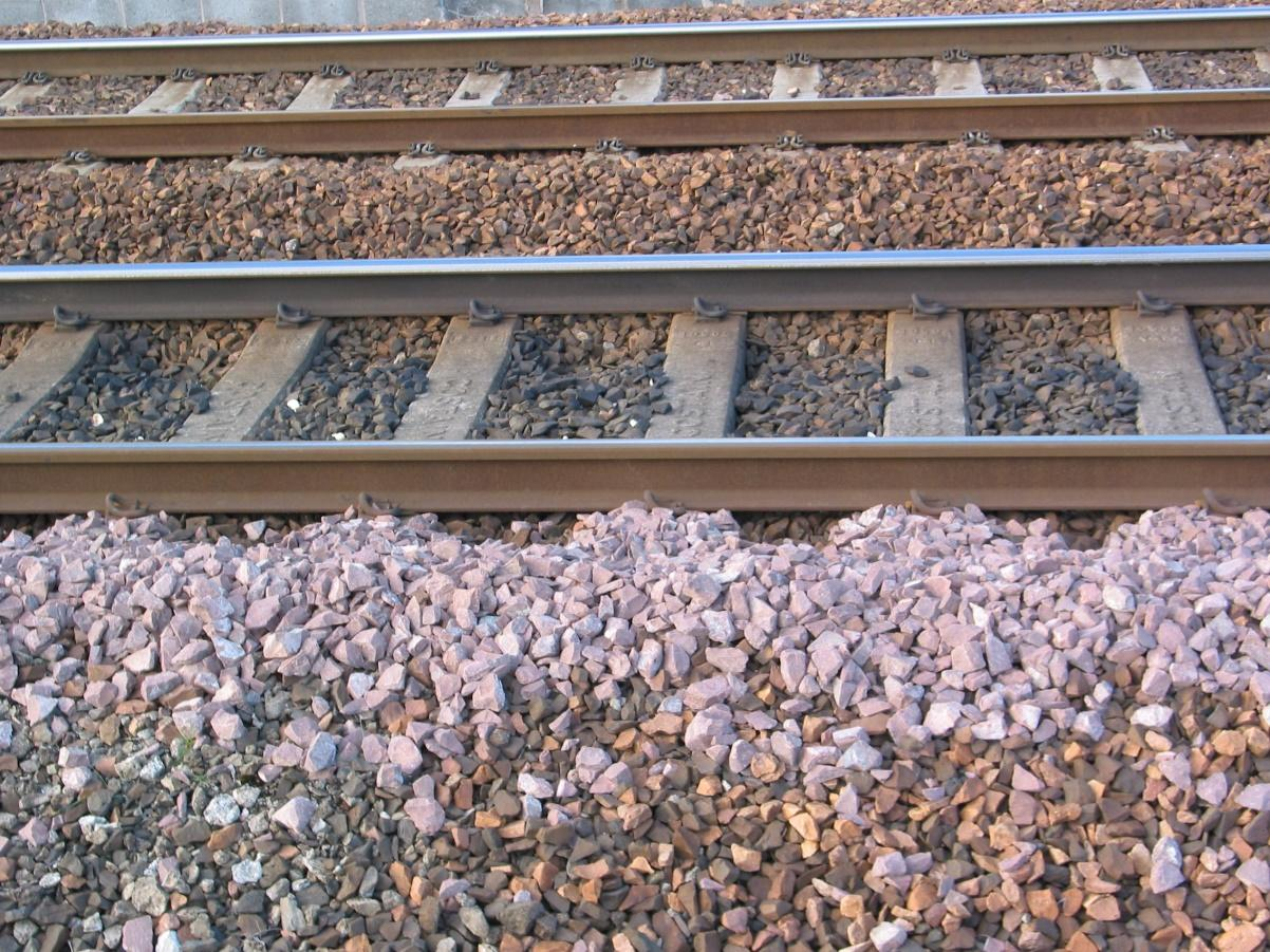 Image result for track ballast