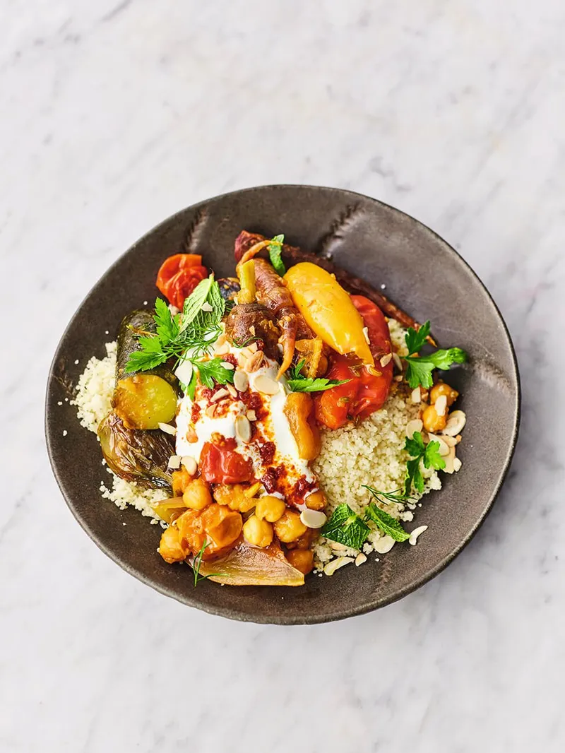 our favorite healthy and vegan meals