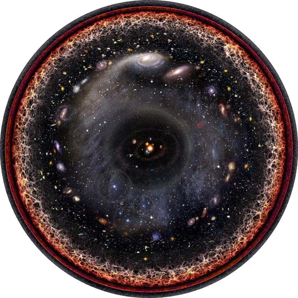 vũ trụ dạng xoắn logarit