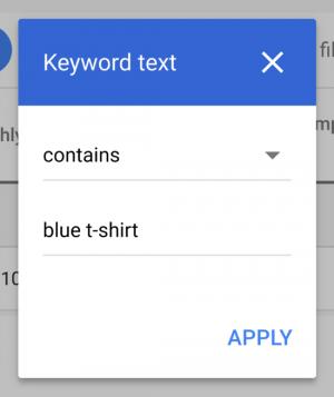 hướng dẫn sử dụng google keyword planner 2020