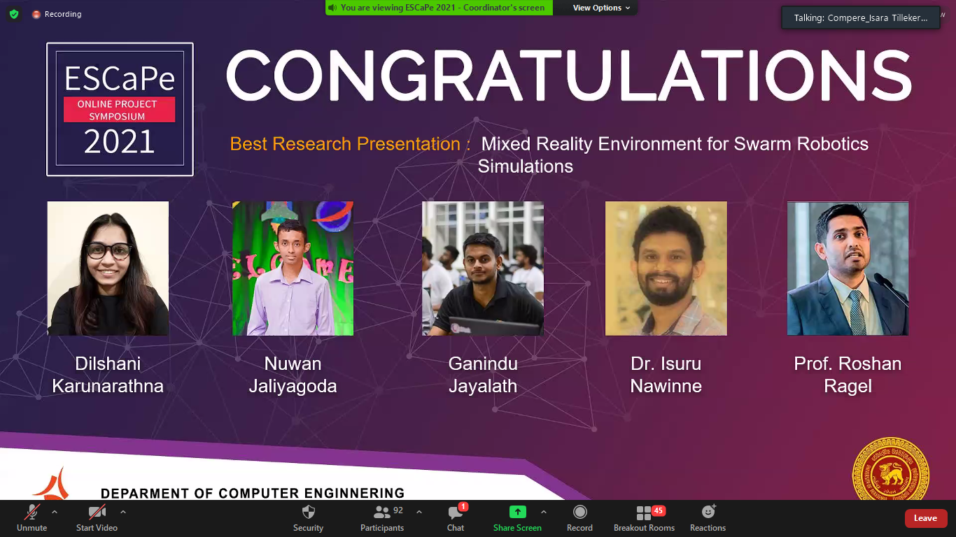 Exploring the Power of AI with the Students of the University of Peradeniya 3