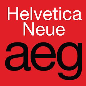 Free Helvetica Neue FlipFont apk Update of | Schogrek