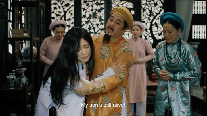 Em gái Trấn Thành vừa xuất hiện liền ăn đòn 30 hèo ở Phượng Khấu, thương ghê đóng phim nào cũng bị đánh - Ảnh 10.