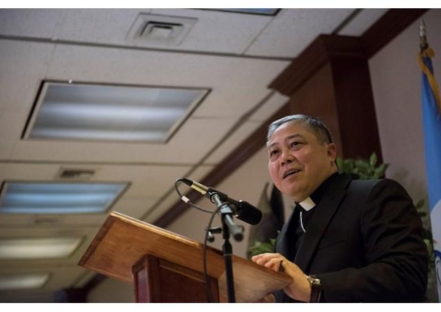 Đức Tổng Giám mục Auza: 'Quyền với nước cũng là một trách nhiệm'