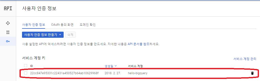 자바]빅쿼리 API 클라이언트 라이브러리(BigQuery API Client Lib)