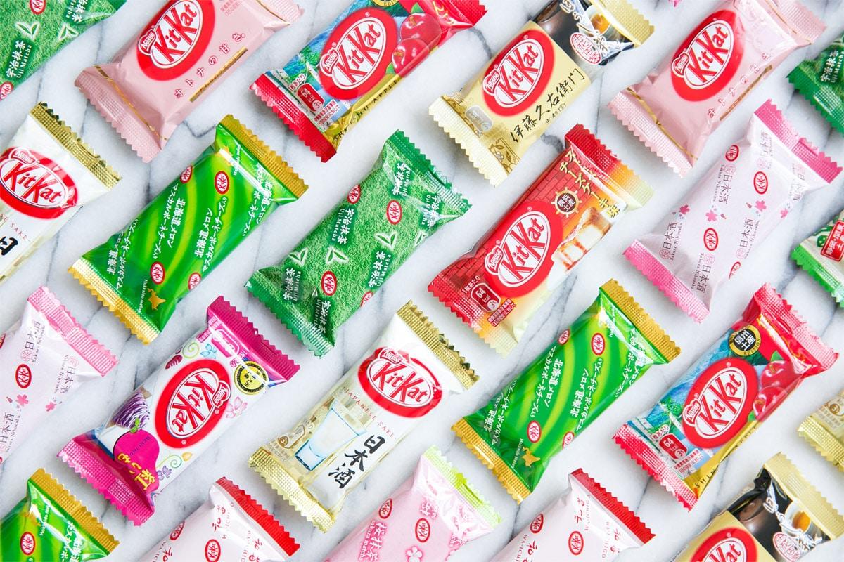 Kitkat - Marketing - Japan