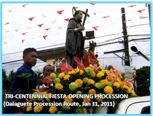 Tri-centennial Fiesta Opening Procession