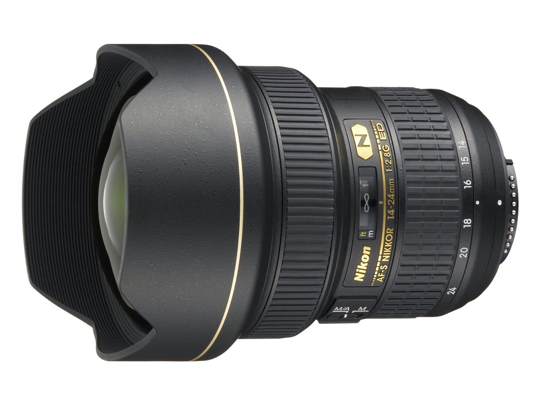Nikon 14-24mm f / 2.8 AFS