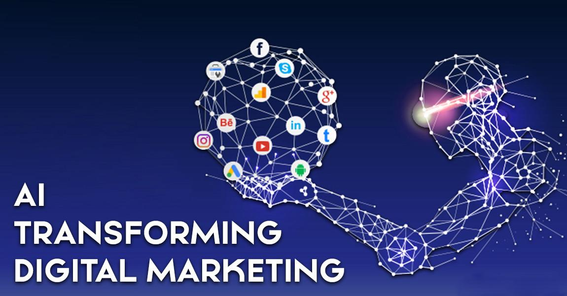AI has transformed the Digital Marketing