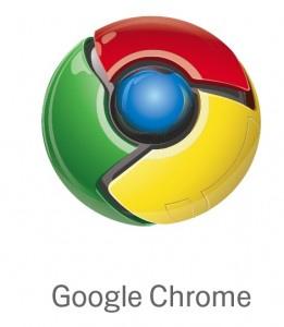 Chrome Browser Icon Circle