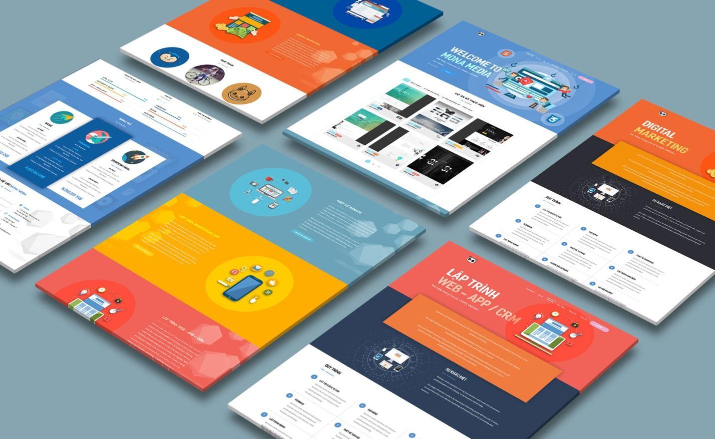 Thiết kế website - việc làm online 2021 tiềm năng