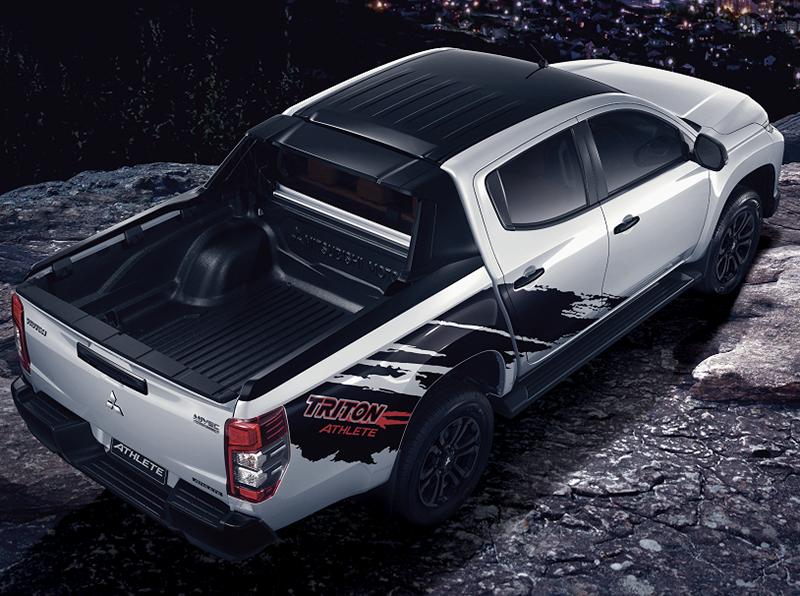 สรุปรถยนต์ : Mitsubishi Triton Athlete 4WD