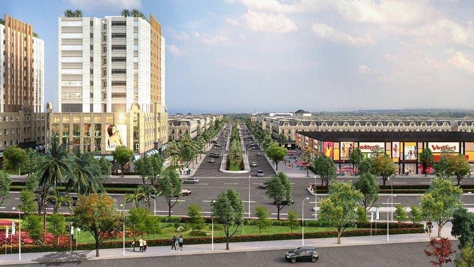Quy hoạch phường Yên Thanh Uông Bí