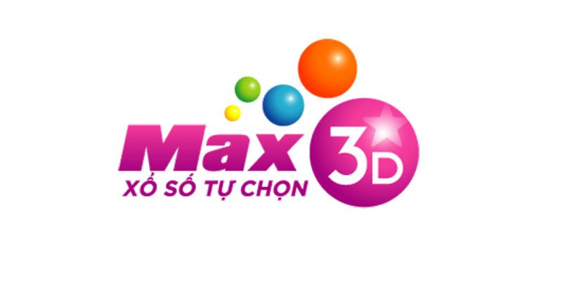 Xổ số tự chọn Vietlott Max 3D