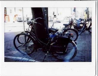 polaroid fiets