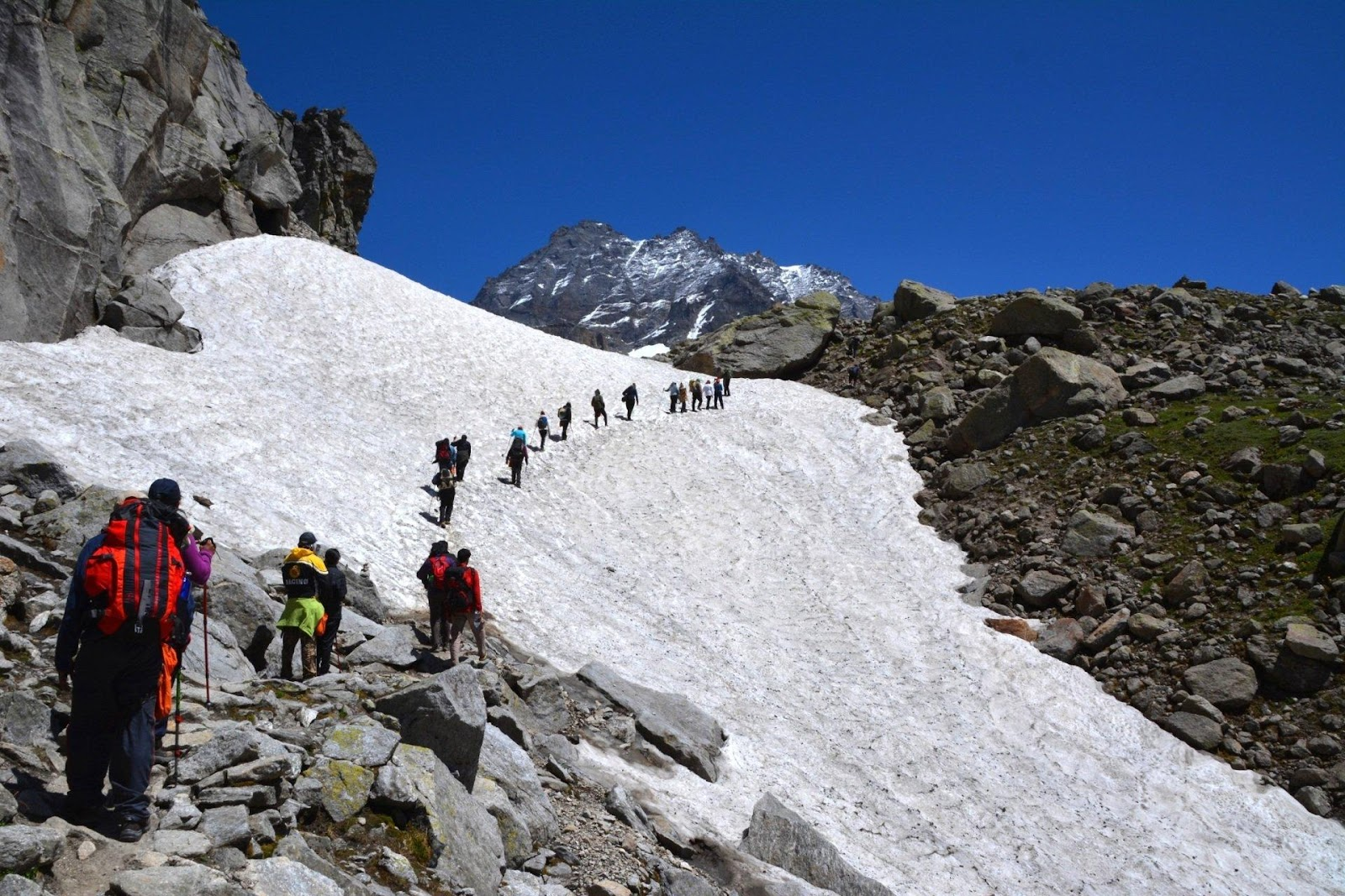 Image result for hampta pass trek