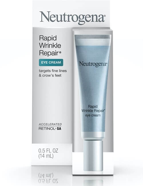 Retinol Eye Cream for Wrinkles