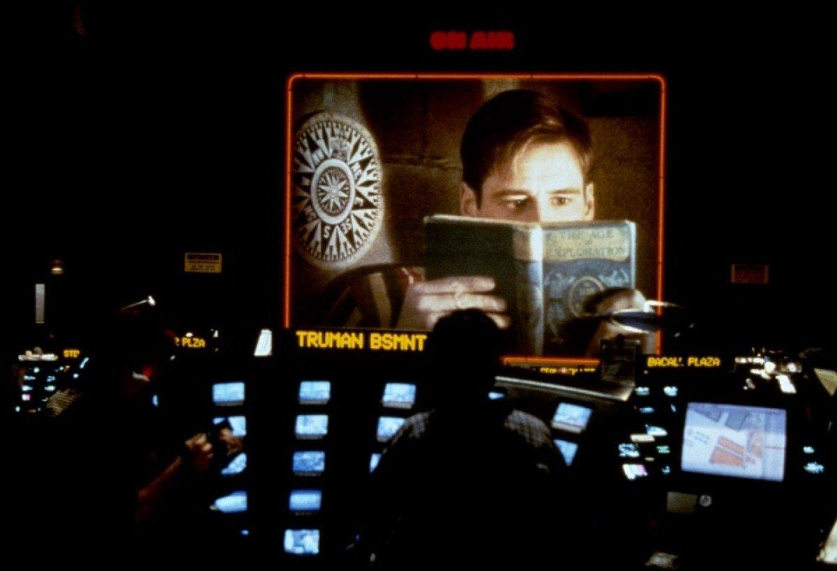THE TRUMAN SHOW: A Simulated Reality - So The Theory Goes