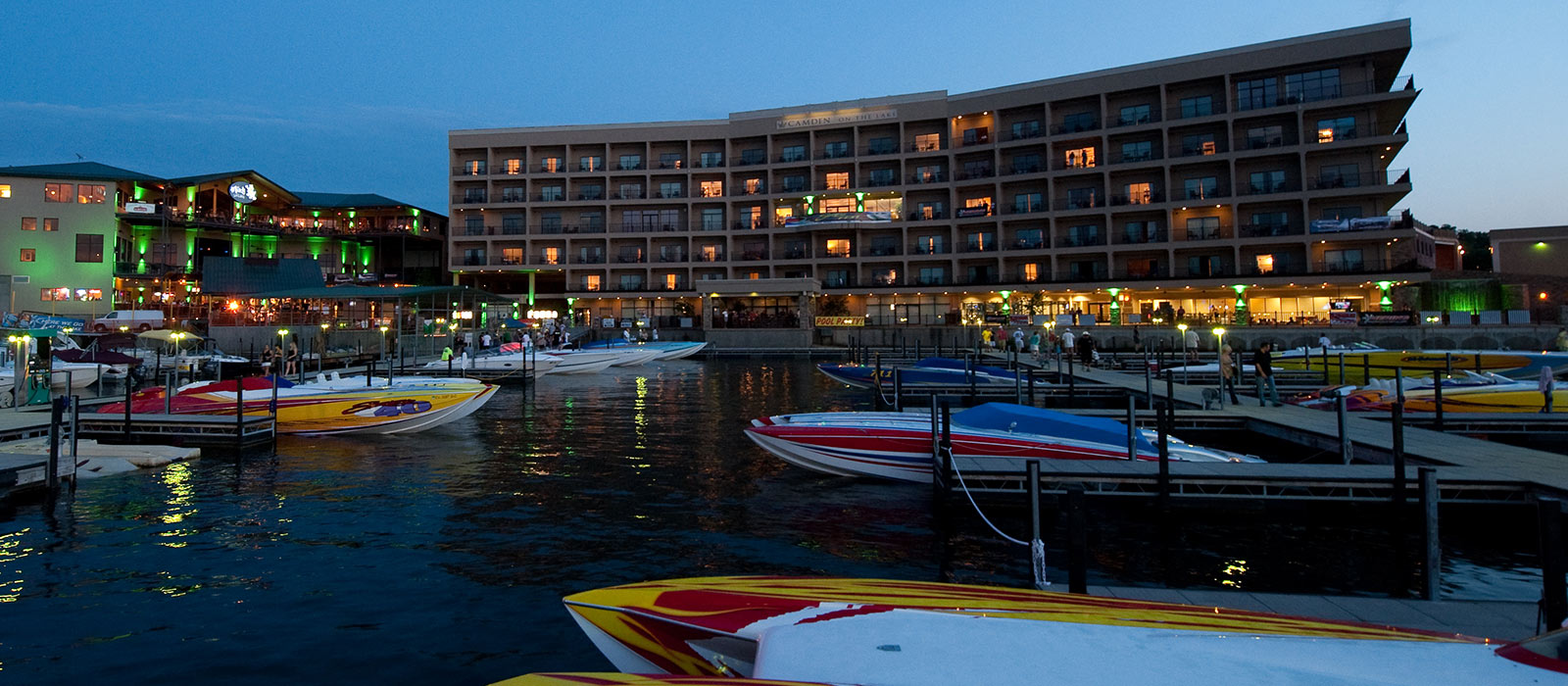 camden on the lake lake of the ozarks
