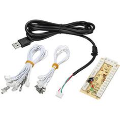 Carte Contrôleur Joystick USB 1 Joueur