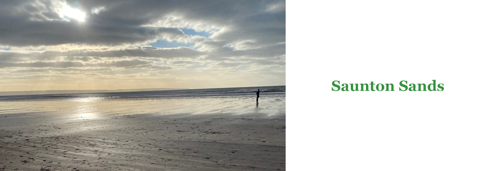If you are on holiday in North Devon then visit Saunton Sands for a family beach day.