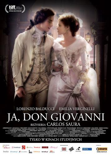 Polski plakat filmu 'Ja, Don Giovanni'