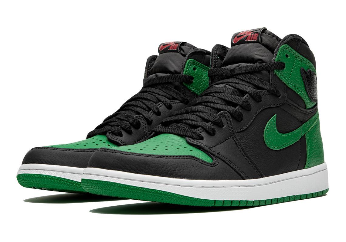 """Air Jordan 1 Retro High OG Black Pine Green"" สายเขียวถูกใจกันไหม 05"