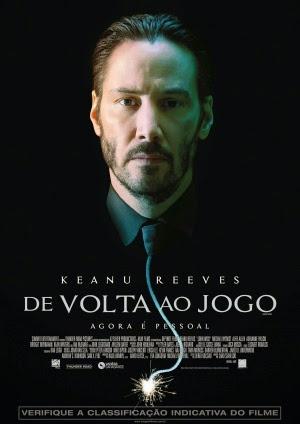 Filme Poster De Volta ao Jogo HDRip XviD Dual Audio & RMVB Dublado