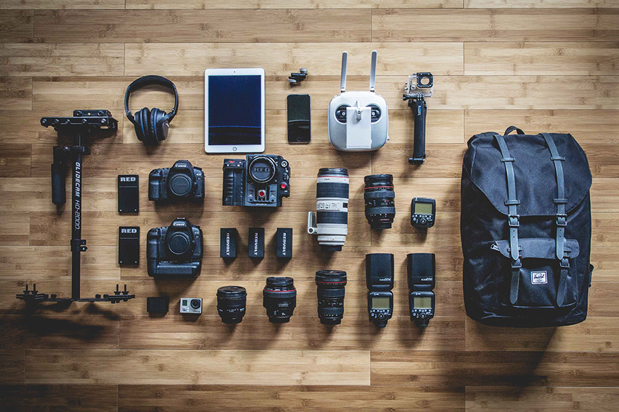 Accessories for DIY Professional Event Photography