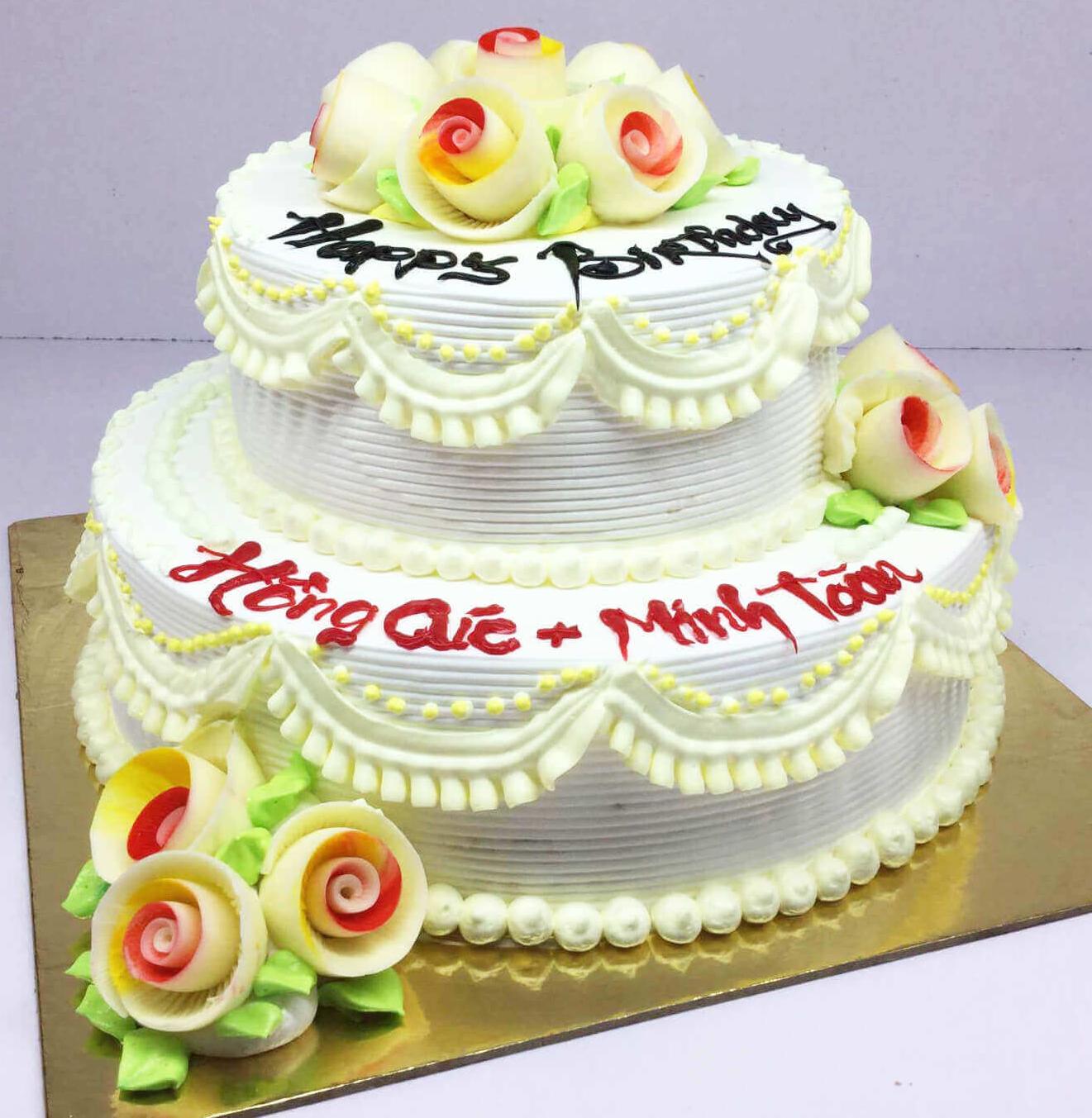 Tận hưởng cung cách phục vụ chuyên nghiệp khi đến với tiệm bánh sinh nhật tại gò vấp
