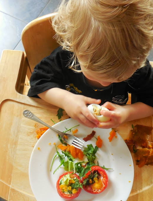 Welcome to Mommyhood: 17 Healthy Toddler Meals