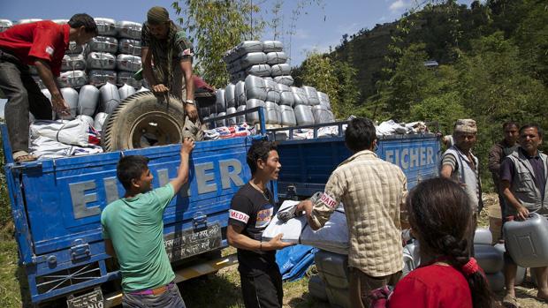 Support Earthquake Relief In Nepal >> Global Ngos Supporting Earthquake Relief Efforts In Nepal Devex