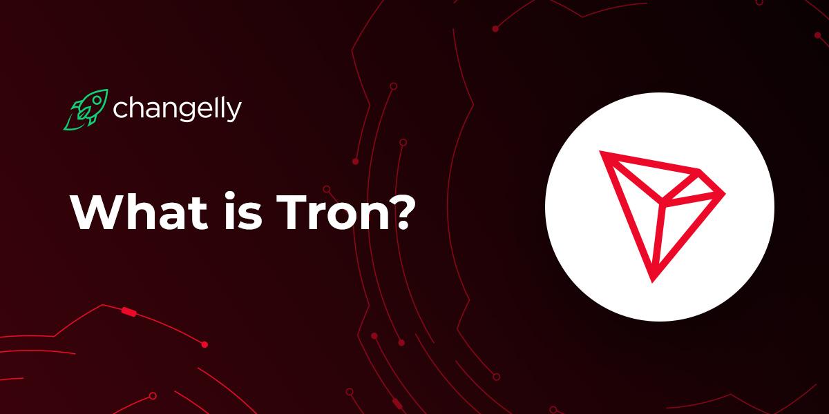 Что из себя представляет криптовалюта Tron (TRX)?