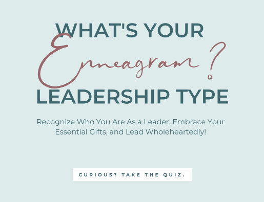 What's your enneagram leadership type