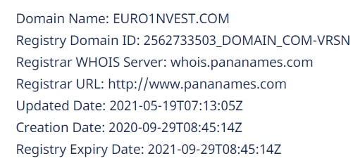 Euro1nvest: отзывы о проекте и подробный обзор деятельности