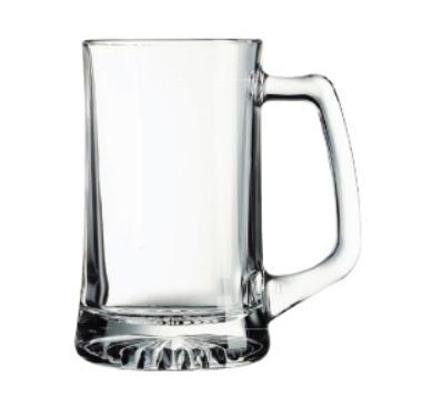 25 Oz. Sports Glass Mug (Blank)