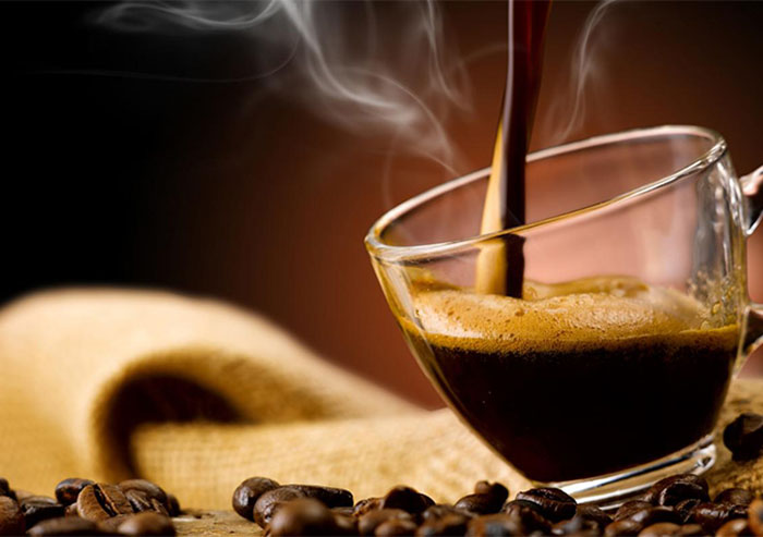 Cà phê nguyên chất giúp bạn luôn tỉnh táo và bắt đầu một ngày mới năng động