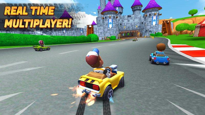 boom karts mod apk unlimited money latest version