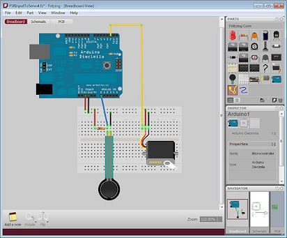 Breadboard simulator software
