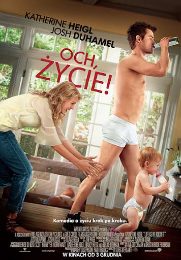 Polski plakat filmu 'Och, Życie'