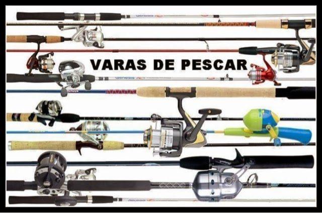 Resultado de imagen para Tipos y usos de las Cañas de Pescar