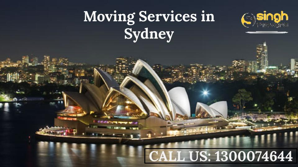 Moving Services Sydney