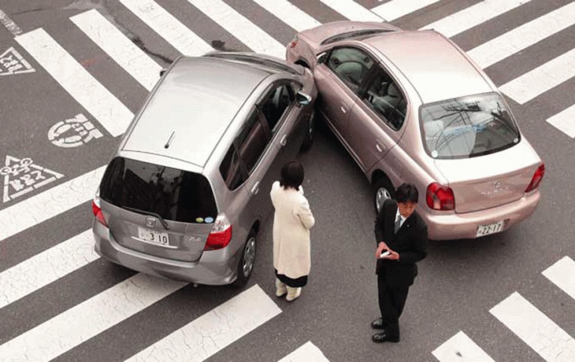 Cố tình bị tai nạn xe để trục lợi bảo hiểm
