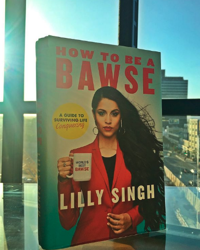 Lilly Singh's book