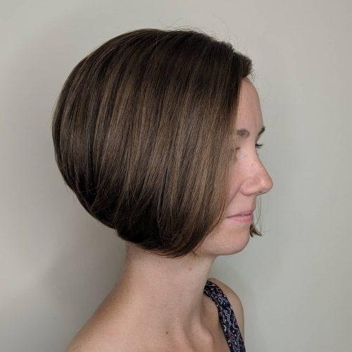 Very Short wedge haircut
