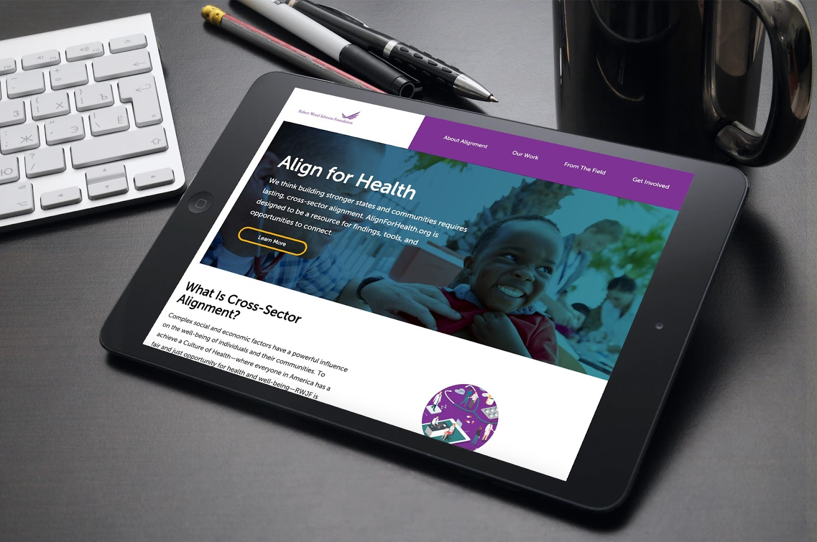 Robert Wood Johnson Foundation's Align for Health
