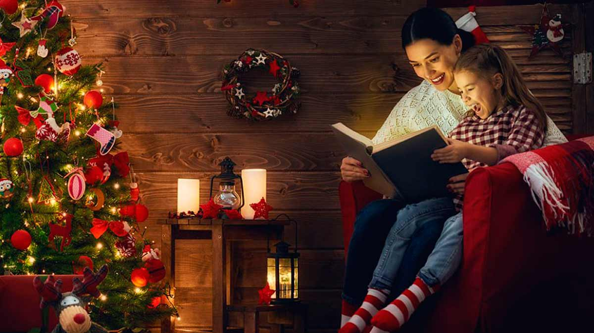 Tradición Jólabókaflód por Navidad