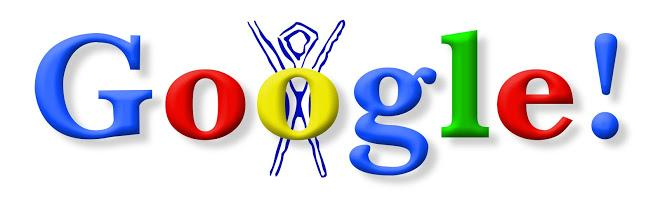 Image result for google doodles burning man