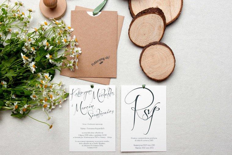 Jak wybrać zaproszenia na ślub